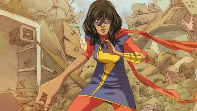 Inhumans - Ms Marvel