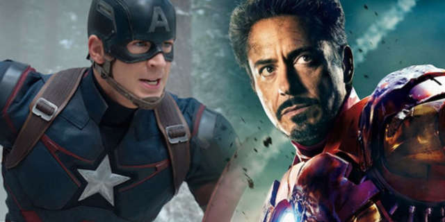Avengers Star Robert Downey Jr. Says He And Chris Evans Had To Get Off The MCU Bus