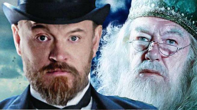 Jared Harris Young Dumbledore Fantastic Beasts Sequels