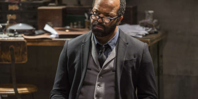 Jeffrey Wright as Bernard Lowe - credit John P Johnson HBO