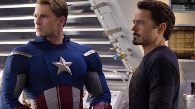 Kevin Feige Recasting Captain America Iron Man MCU Phase 4