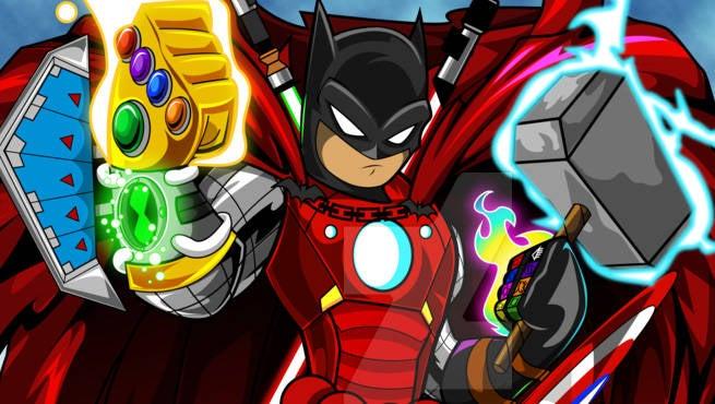 Kudoze Batman Ultimate Header