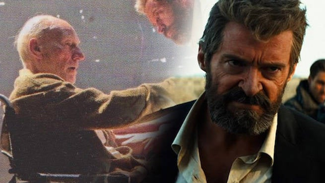 Logan And Xavier Featured In New Wolverine 3 Image