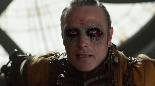 Mads Mikkelsen Kaecilius Doctor Strange Worst Marvel Movie Villains