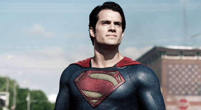 Henry Cavill No Longer Superman in DC Universe