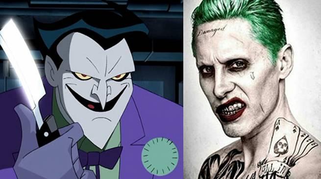 Mark Hamill Reacts to Jared Leto's Joker