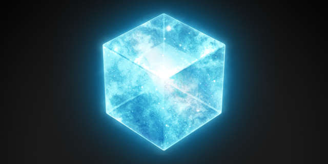 Marvel Cinematic Universe Infinity Stones - The Tesseract Space Stone