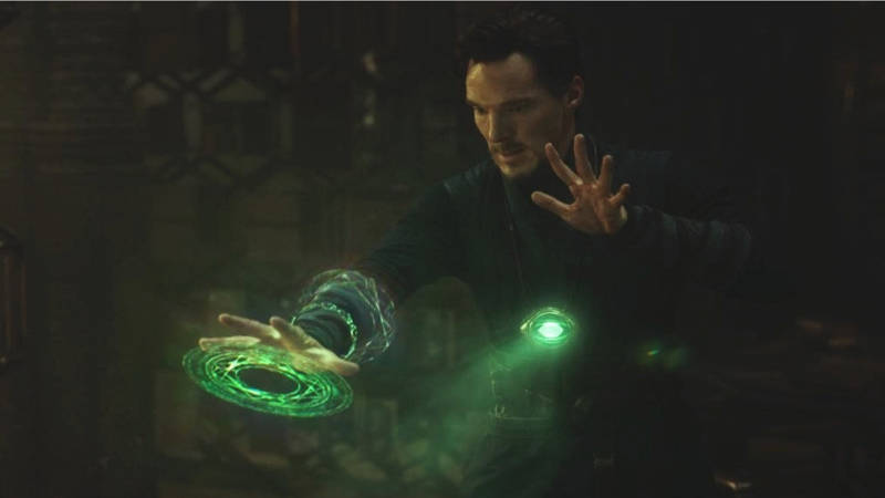 Marvel Cinematic Universe Infinity Stones - Time Stone
