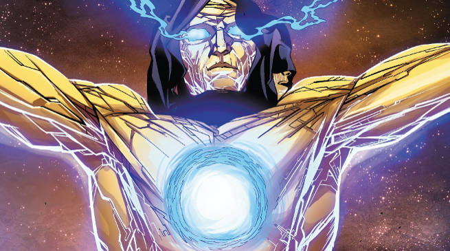 Marvel Cinematic Universe Living Tribunal