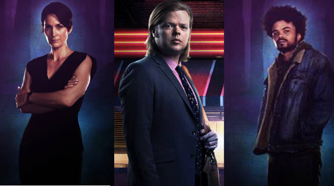 Marvel The Defenders cast Hogarth Foggy Malcom