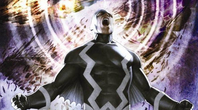 Marvel's Inhumans TV Series Premiere Date