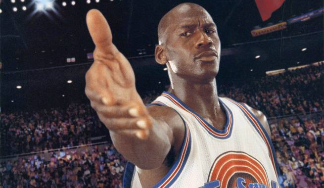 Space Jam Returns Thanks To Michael Jordan