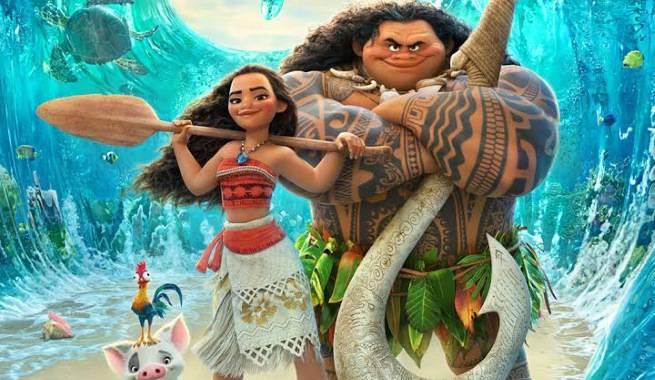 moana full movie 2017
