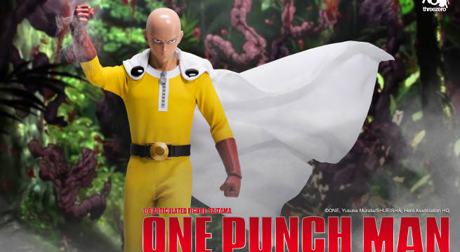ONE-PUNCH-MAN-STATUE