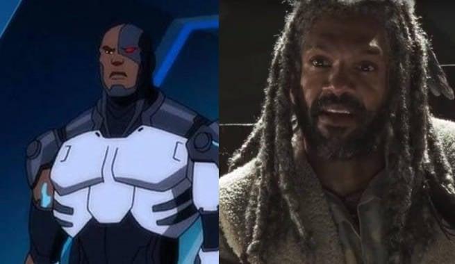 Payton Cyborg Ezekiel