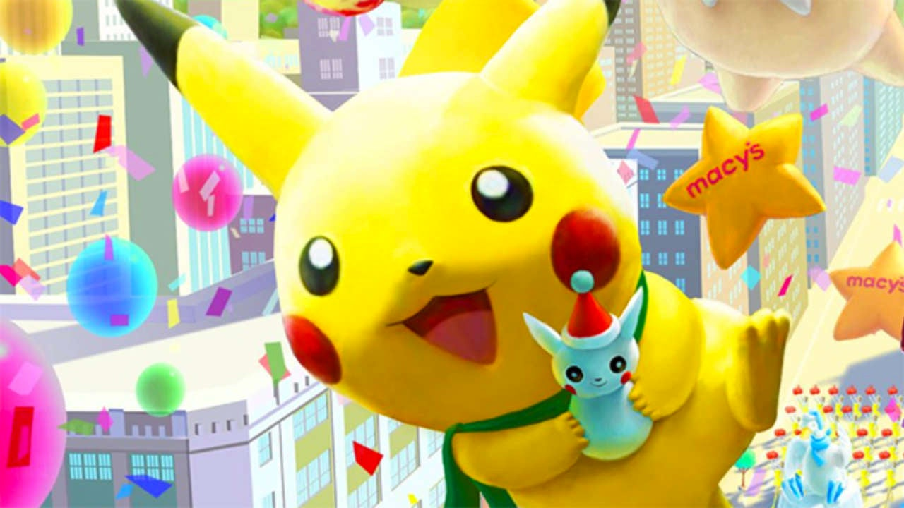 Pokemon Confirms Pikachu's Appearance in 2019 Macy's Thanksgiving Day Parade