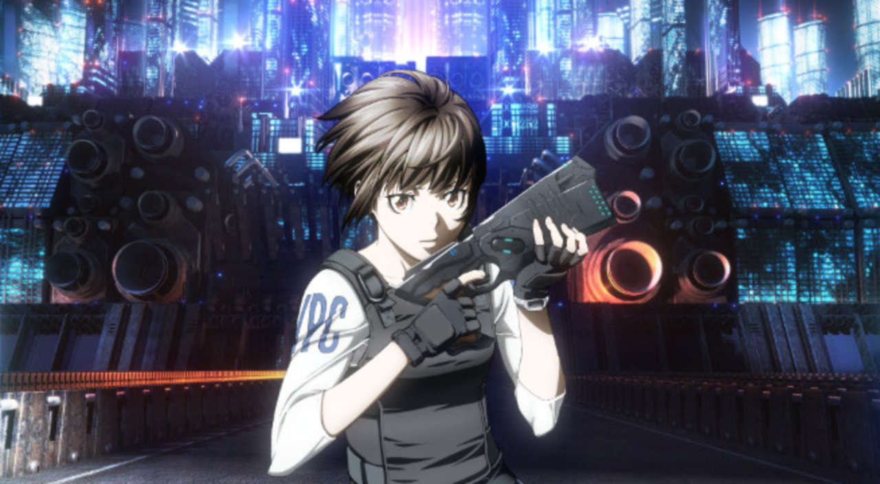 Psycho Pass Announces New Anime Trilogy With Teaser Trailer