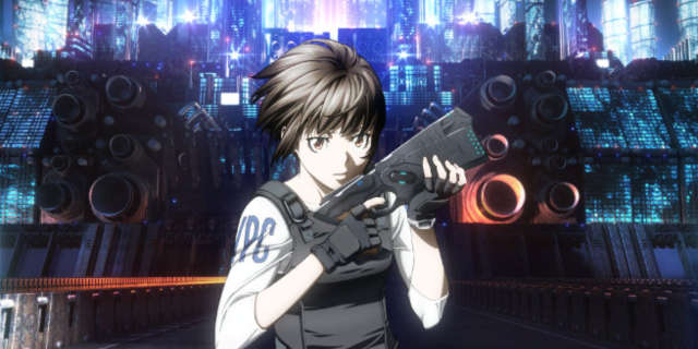 New 'Psycho-Pass' Films Reveal Premiere Date, Runtime