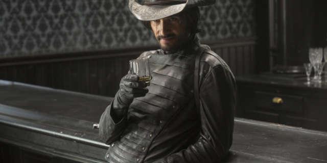 Rodrigo Santoro as Hector Escaton - credit John P Johnson HBO