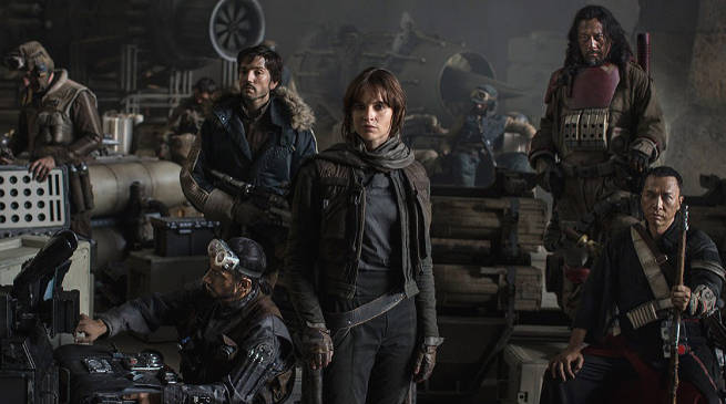 Rogue One TV Spots Preview