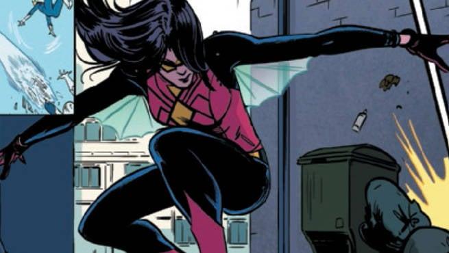 SpiderWoman 13 Header 2