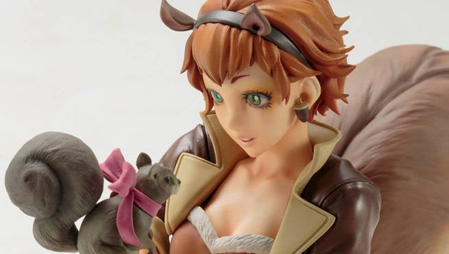 Squirrel Girl Kotobukiya