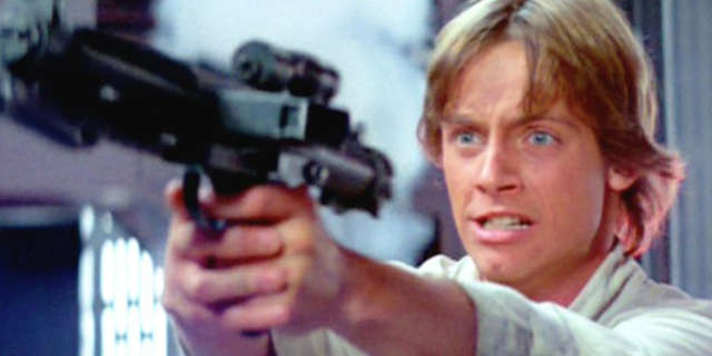 Mark Hamill Pokes Fun at His Original Star Wars Costume