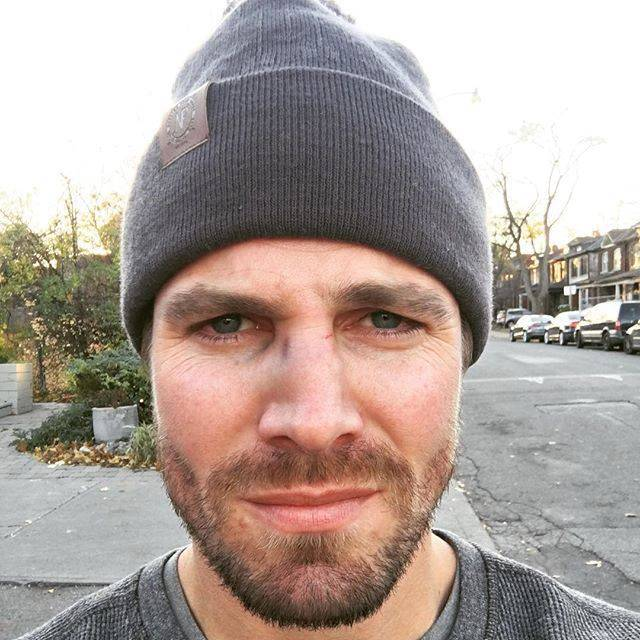 Stephen Amell Headbutted in Face by Arrow Fan (2016)
