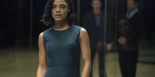 Tessa Thompson as Charlotte Hale - credit John P Johnson HBO