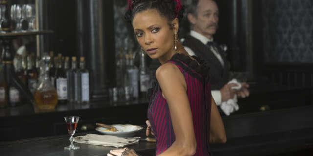 Thandie Newton as Maeve  - credit John P Johnson HBO