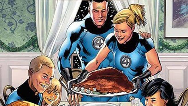 Thanksgiving Marvel Header