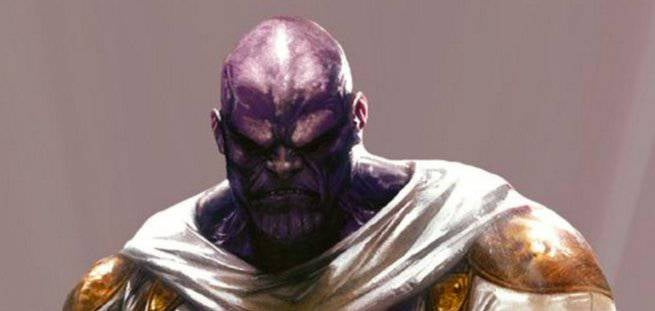 Thanos - Annihilation