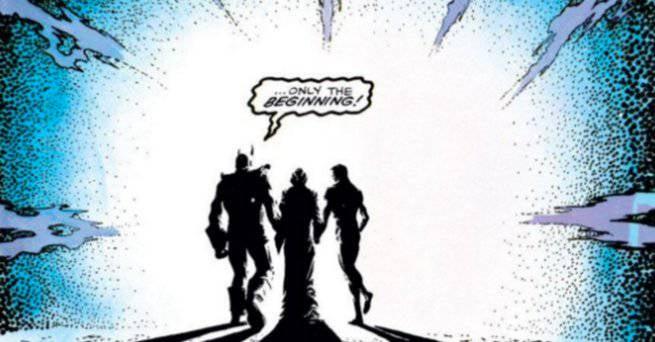 Thanos - Death of Captain Marvel