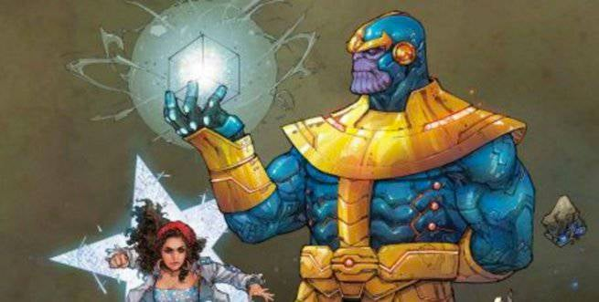 Thanos - Ultimates