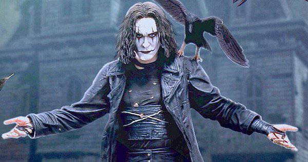 The Crow Producer Confirms Reboot Will Be R-Rated