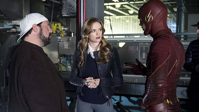 The Flash Killer Frost Kevin Smith