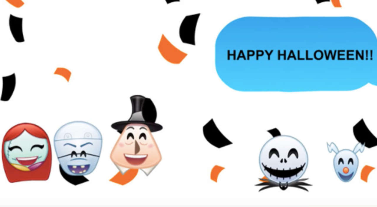 Watch The Nightmare Before Christmas Told In Emoji