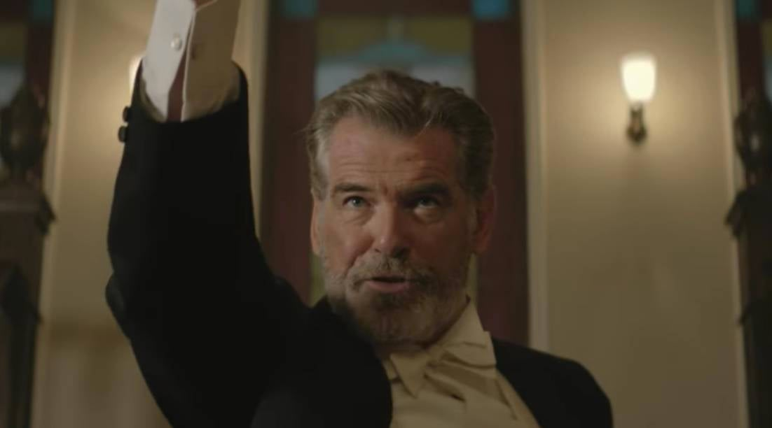 New Teaser For Texas-Based Pierce Brosnan Series The Son Released