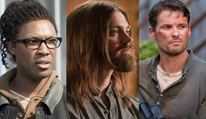 TWD Characters