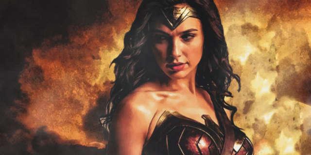 Wonder Woman Fan Header by zaetatheastronaut