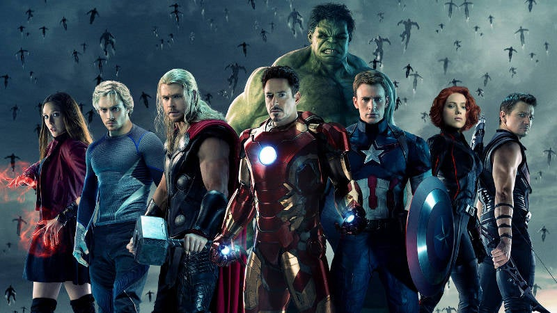 Worst Marvel Cinematic Universe Movies - Avengers Age of Ultron