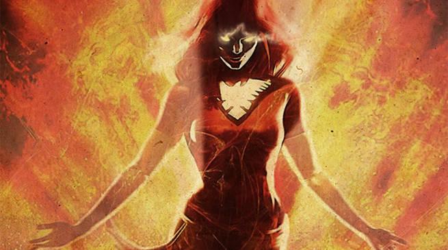 X-Men Dark Phoenix Saga Movie