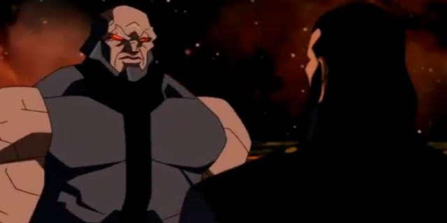 Young Justice Season 3 Darkseid