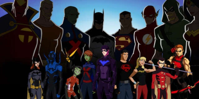 Young Justice Season 3 Preview