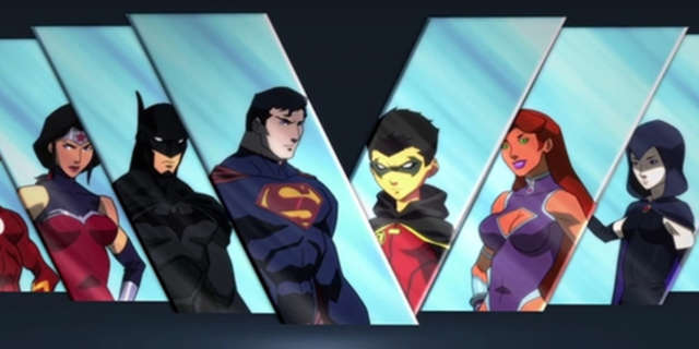 Young Justice Season 3 vs Justice League