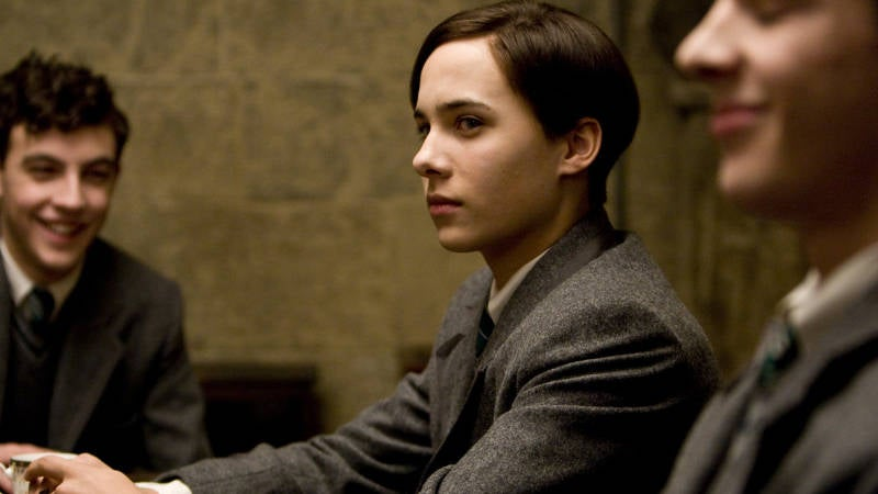 Young Tom Riddle Fantastic Beasts Sequels