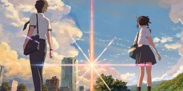 Image result for You Can Now Stream 'Your Name' Legally