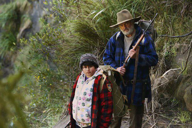 1 - 2016 Best Movies - Hunt for the Wilderpeople