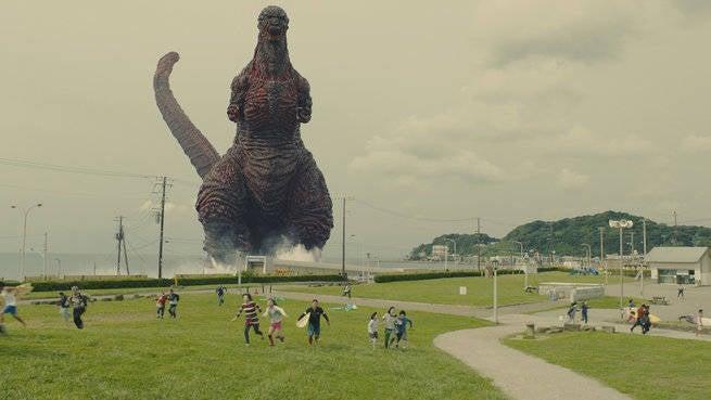 10 - 2016 Best Movies - Shin Godzilla