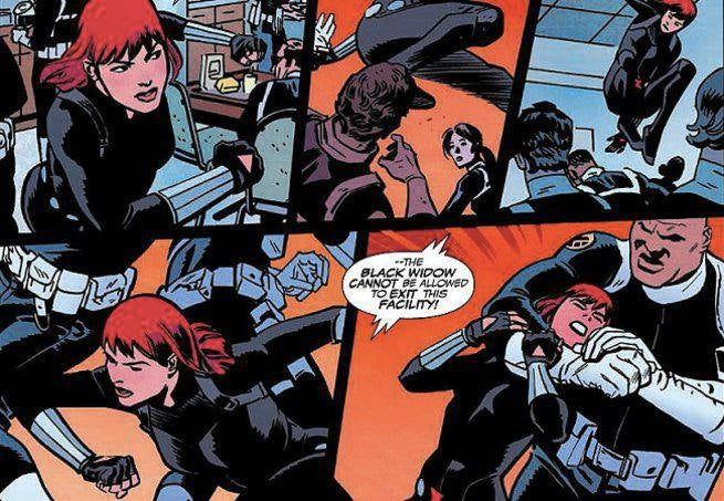 19 - Best Comics - Black Widow